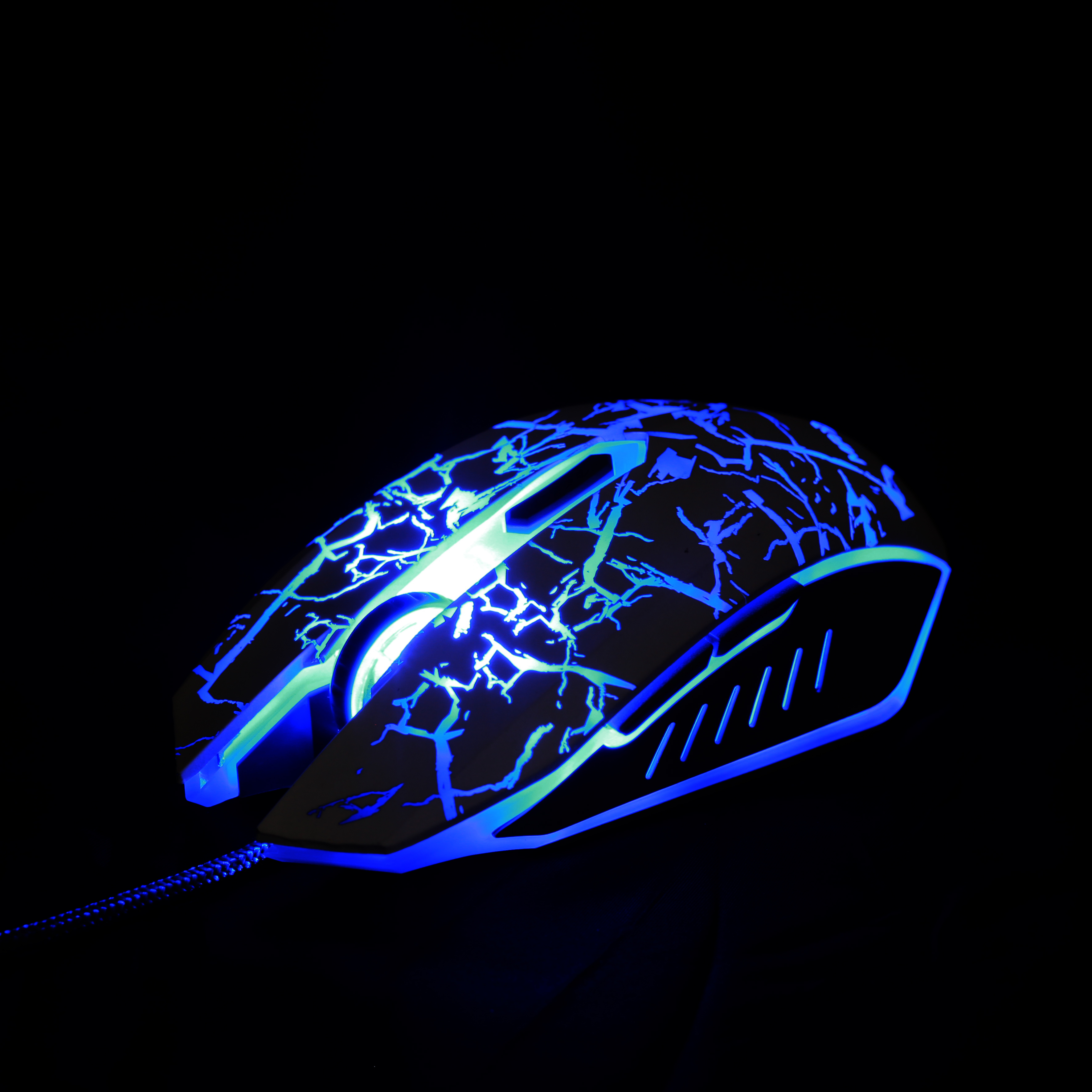 Usb Gaming Mouse Mixed Colors Act Wgm Crl