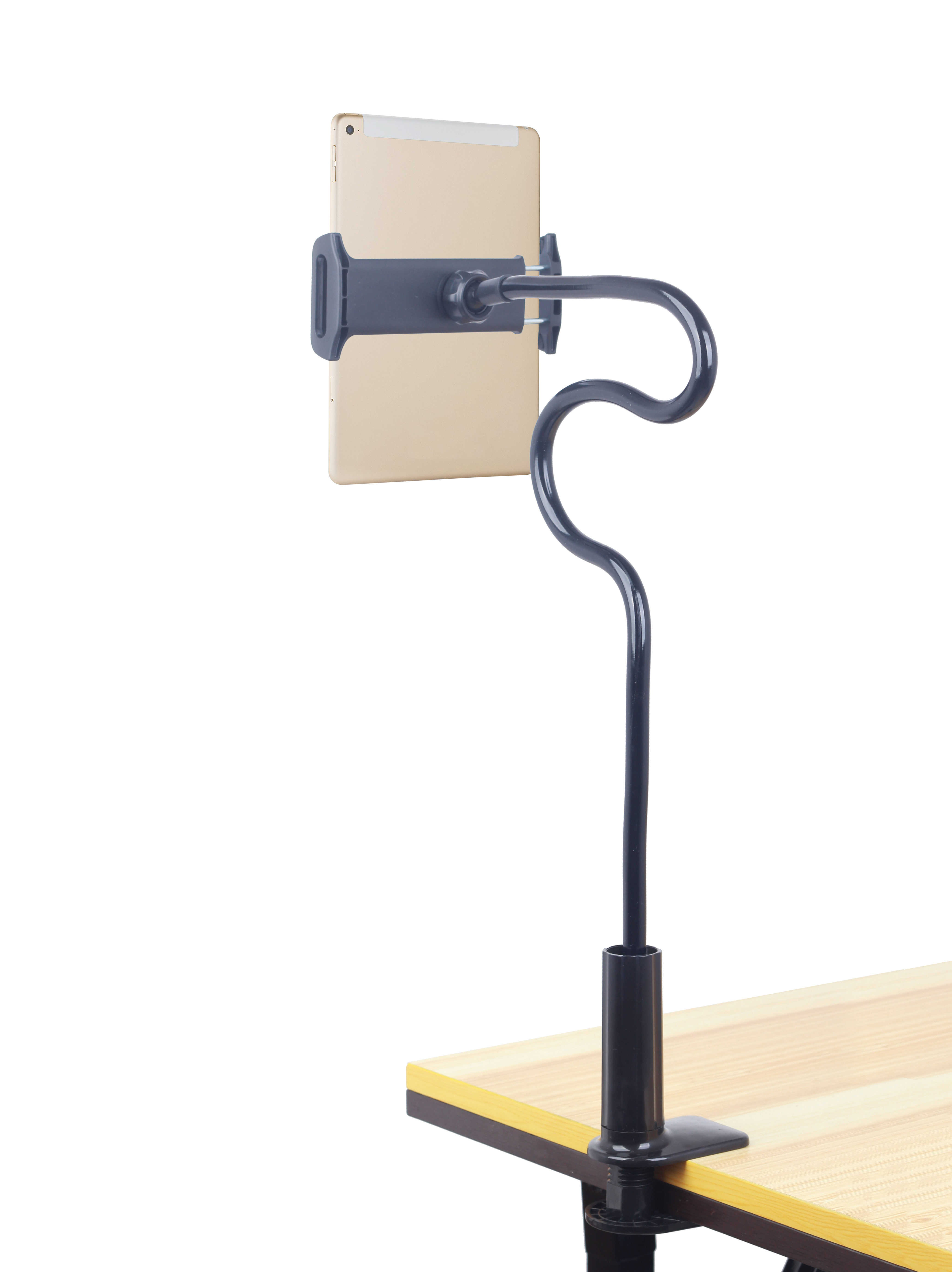 Tablet stand with flexible neck (ACT-TS-02)